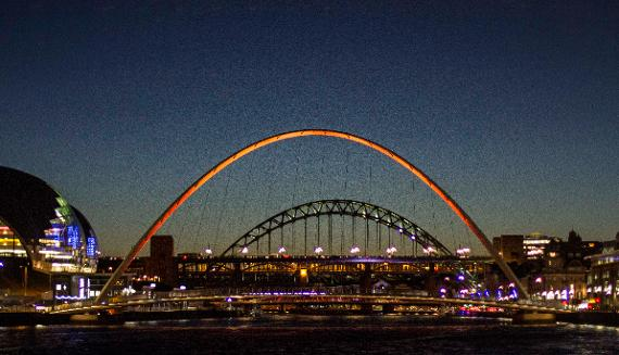 An image relating to Bridge to shine a light on local business