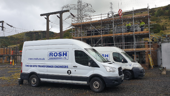 An image relating to Rosh Engineering buys neighbouring factory