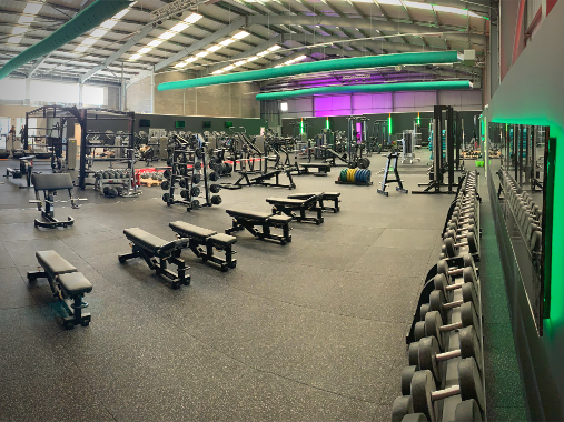 An image relating to New 24 hr gym opens in Gateshead creating 10 new jobs